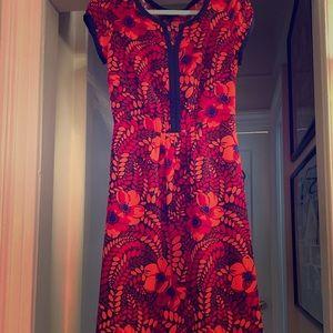 Tommy Hilfiger High Low Floral Dress
